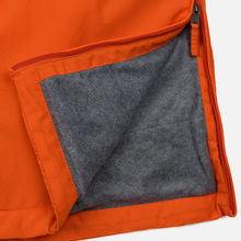 Мужская куртка анорак Napapijri Rainforest Winter Orange Puffin фото- 5