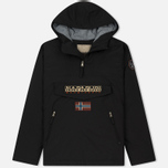 Мужская куртка анорак Napapijri Rainforest Winter Pockets Black фото- 0