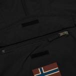 Мужская куртка анорак Napapijri Rainforest Winter Pockets Black фото- 3