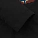 Мужская куртка анорак Napapijri Rainforest Winter Pockets Black фото- 4