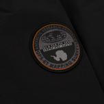 Мужская куртка анорак Napapijri Rainforest Winter Pockets Black фото- 5
