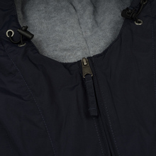 Мужская куртка анорак Napapijri Rainforest Winter Pockets Blue Marine фото- 2
