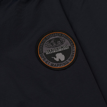 Мужская куртка анорак Napapijri Rainforest Winter Pockets Blue Marine фото- 5