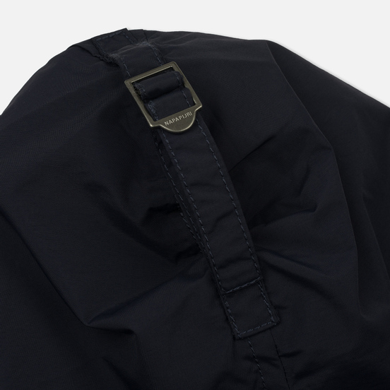 Мужская куртка анорак Napapijri Rainforest Winter Pockets Blue Marine