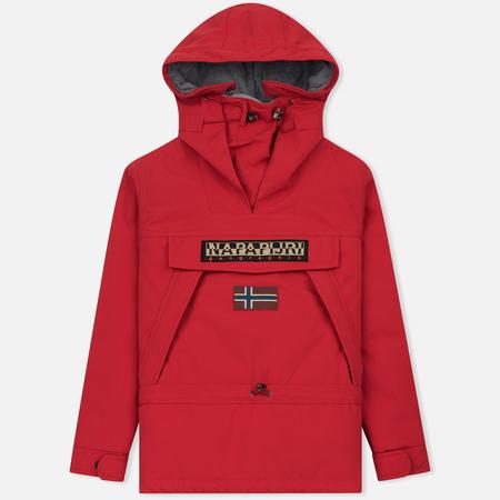 Мужская куртка анорак Napapijri Skidoo 1 Sparkling Red
