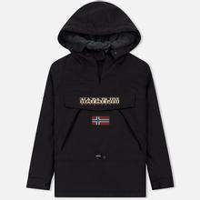 Мужская куртка анорак Napapijri Skidoo 2 Black фото- 0