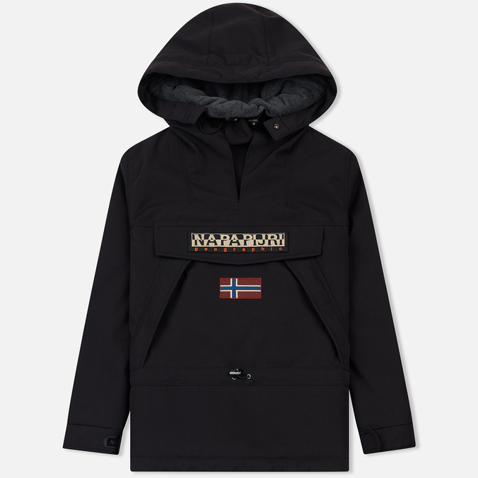 Мужская куртка анорак Napapijri Skidoo 2 Black