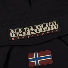 Мужская куртка анорак Napapijri Skidoo 2 Black фото- 2