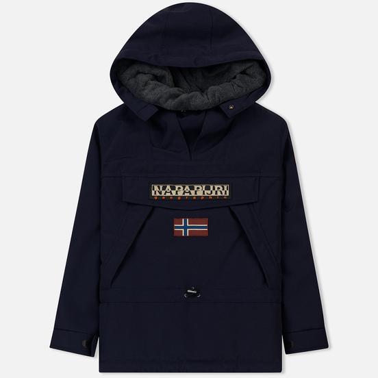 Мужская куртка анорак Napapijri Skidoo 2 Blue Marine