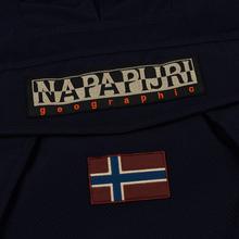 Мужская куртка анорак Napapijri Skidoo 2 Blue Marine фото- 2