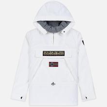 Мужская куртка анорак Napapijri Skidoo 2 Bright White фото- 0