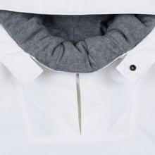 Мужская куртка анорак Napapijri Skidoo 2 Bright White фото- 1