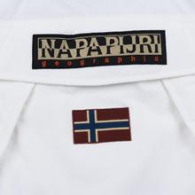 Мужская куртка анорак Napapijri Skidoo 2 Bright White фото- 3