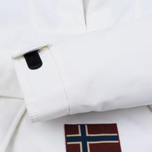 Мужская куртка анорак Napapijri Skidoo 2 Bright White фото- 4