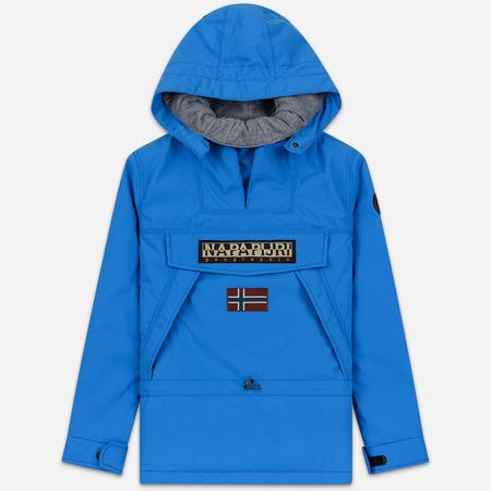 Мужская куртка анорак Napapijri Skidoo 2 French Blue