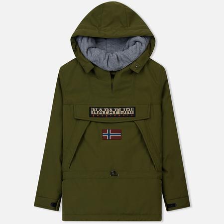 Мужская куртка анорак Napapijri Skidoo 2 Green Musk