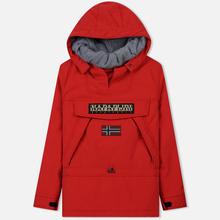 Мужская куртка анорак Napapijri Skidoo 2 Pop Red фото- 0