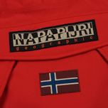 Мужская куртка анорак Napapijri Skidoo 2 Pop Red фото- 3