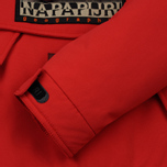 Мужская куртка анорак Napapijri Skidoo 2 Pop Red фото- 4