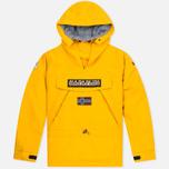 Мужская куртка анорак Napapijri Skidoo Mango фото- 0