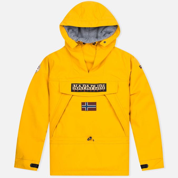 Мужская куртка анорак Napapijri Skidoo Mango