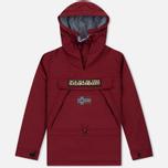 Мужская куртка анорак Napapijri Skidoo Mineral Red фото- 0