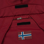 Мужская куртка анорак Napapijri Skidoo Mineral Red фото- 3