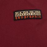 Мужская куртка анорак Napapijri Skidoo Mineral Red фото- 5