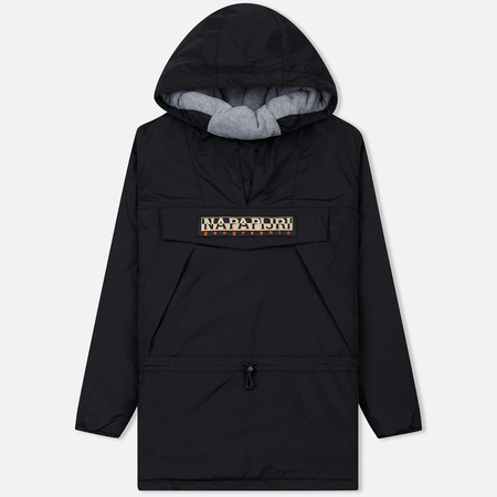Мужская куртка анорак Napapijri Skidoo Tribe Black