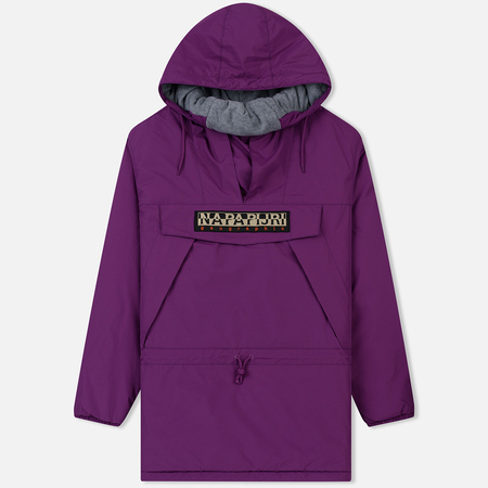 Мужская куртка анорак Napapijri Skidoo Tribe Mid Purple