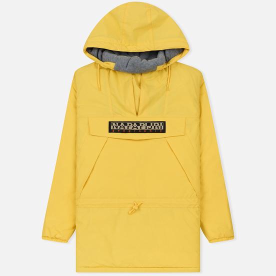 Мужская куртка анорак Napapijri Skidoo Tribe Spark Yellow