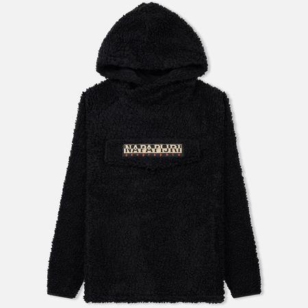 Мужская куртка анорак Napapijri Telve Hoodie Black