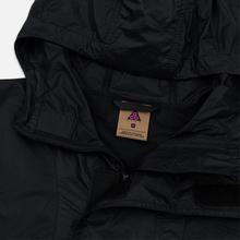 Мужская куртка анорак Nike ACG NRG Black/Anthracite фото- 1