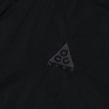 Мужская куртка анорак Nike ACG NRG Black/Anthracite фото- 3