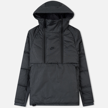 Мужская куртка анорак Nike Tech Pack Synthetic Fill Iron Ore/Black/Black