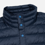 Мужская куртка анорак Patagonia Down Snap-T Navy Blue фото- 1