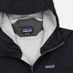 Patagonia Torrentshell Pullover Men's Anorak Black photo- 1