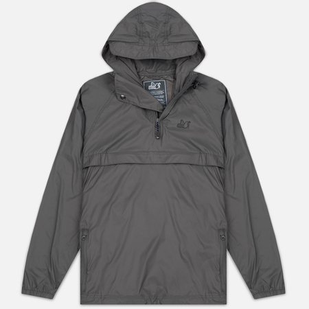 Peaceful Hooligan Weston Men's Anorak Grey
