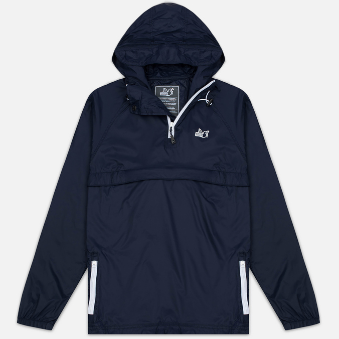 Мужская куртка анорак Peaceful Hooligan Weston Navy