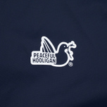 Мужская куртка анорак Peaceful Hooligan Weston Navy фото- 4