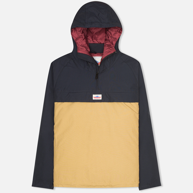 Мужская куртка анорак Penfield Elk Two Tone Navy