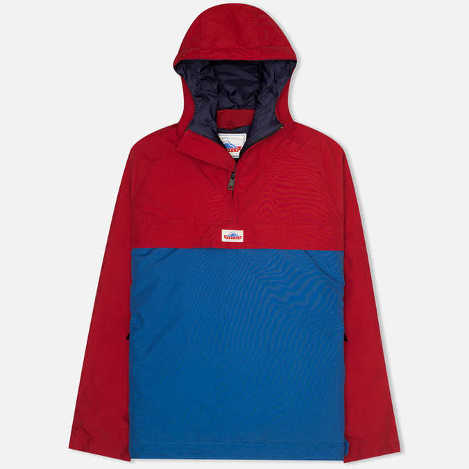 Мужская куртка анорак Penfield Elk Two Tone Red
