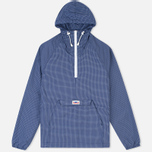 Мужская куртка анорак Penfield Pac Jac Packable Ripstop Blue фото- 0