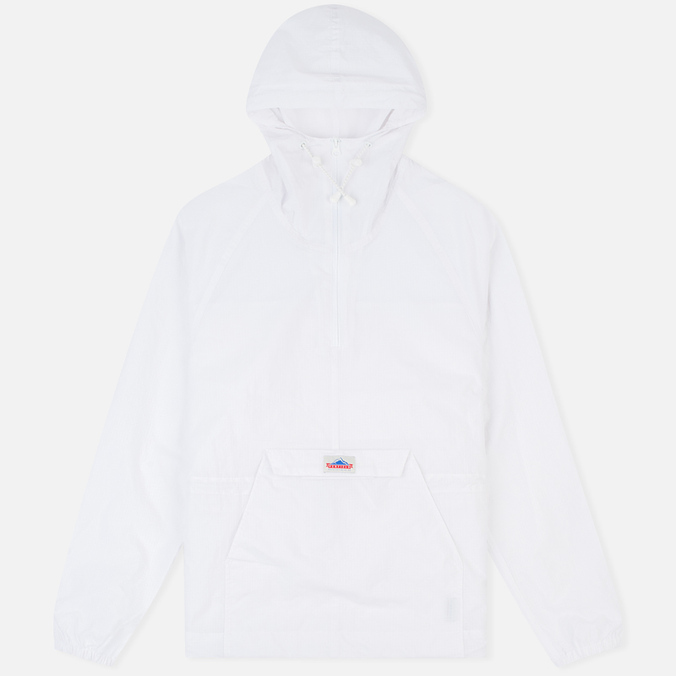 Мужская куртка анорак Penfield Pac Jac Packable Ripstop White