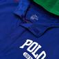 Мужская куртка анорак Polo Ralph Lauren Grant Performance Pullover Red/Rugby Royal фото - 1