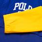 Мужская куртка анорак Polo Ralph Lauren Grant Performance Pullover Red/Rugby Royal фото - 2