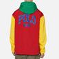 Мужская куртка анорак Polo Ralph Lauren Grant Performance Pullover Red/Rugby Royal фото - 4