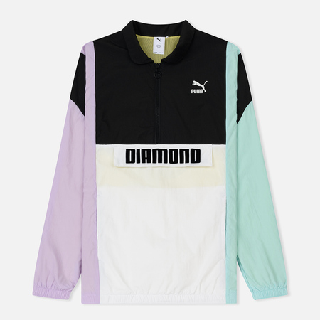 Мужская куртка анорак Puma x Diamond Supply Co Savannah Black