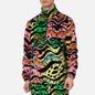 Мужская куртка анорак RIPNDIP Ripple Brushed Fleece Half Zip Multicolor фото - 3