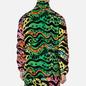 Мужская куртка анорак RIPNDIP Ripple Brushed Fleece Half Zip Multicolor фото - 4